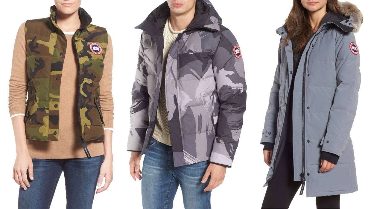 Here's What You Need to Know When Looking for Canada Goose on Sale