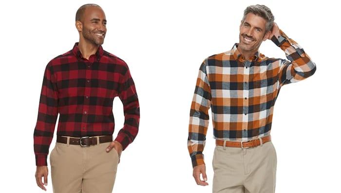flannel-shirt-black-friday-deal-kohls