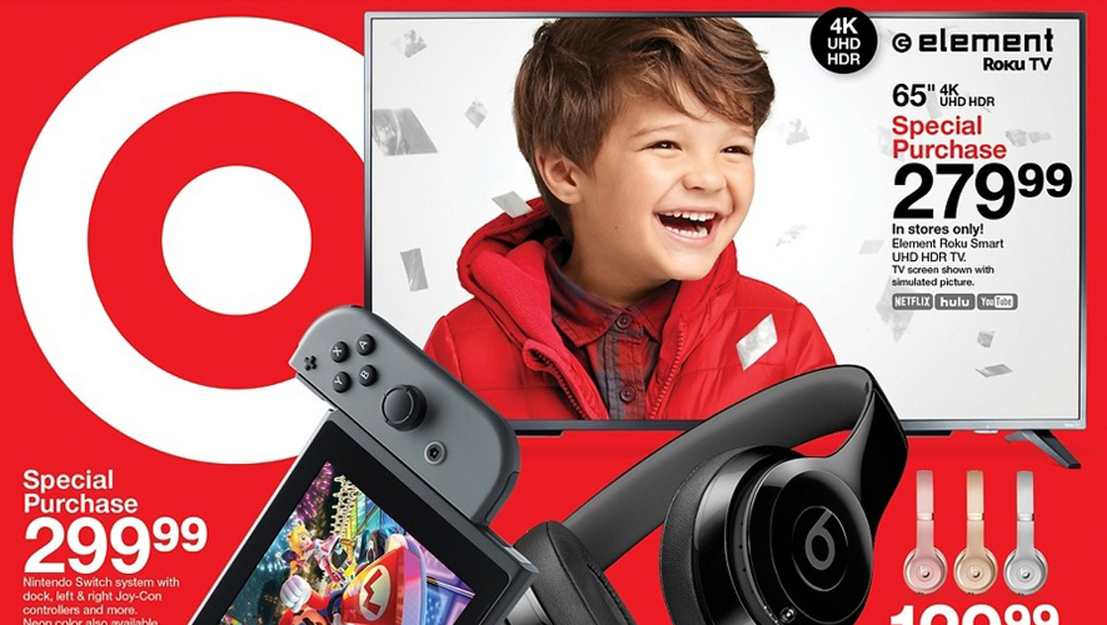 Target black friday ad 2019 blog cover