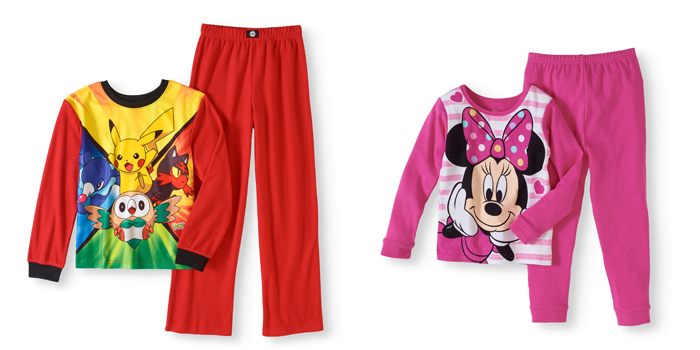 kids-character-pajamas-black-friday-deal-walmart