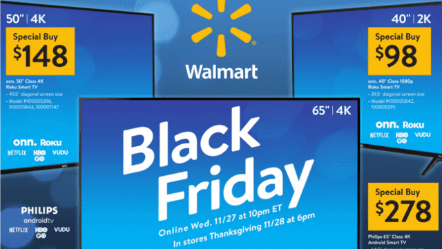 15 Best Walmart Black Friday Deals of 2019