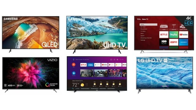 The 10 Best Black Friday TV Deals of 2019