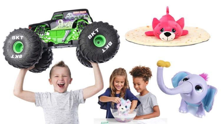 25 of the Hottest Toys for Christmas 2019