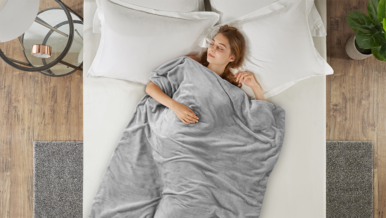 Where to Find Cheap Weighted Blankets on Sale