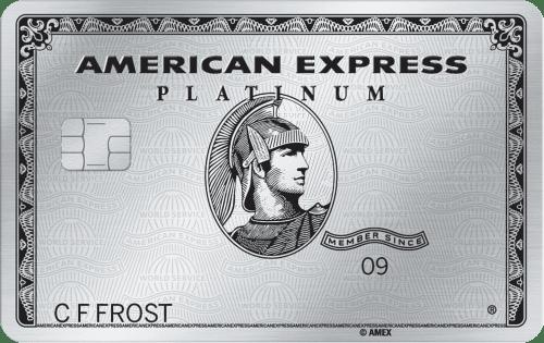 American Expres Platinum Card