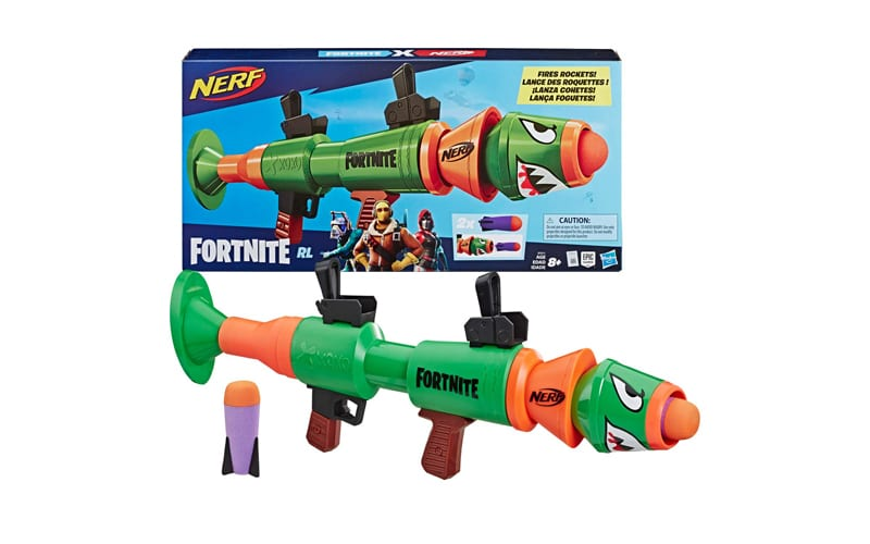 Best Deal on Nerf Fortnite Blaster