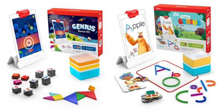 Best Deal on Osmo Genius Kit
