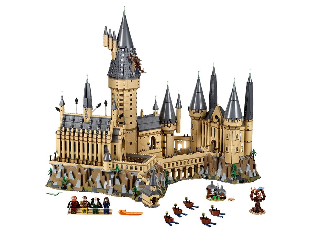 Best Price on LEGO Harry Potter Hogwarts