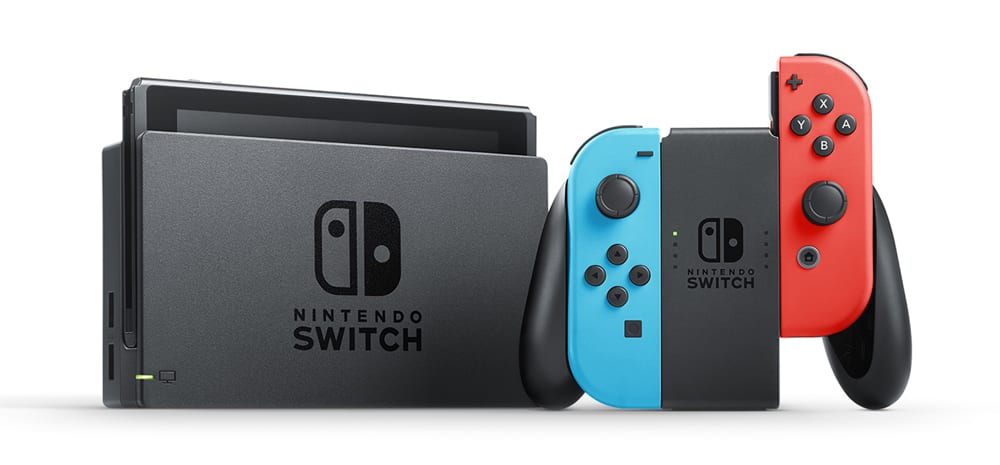 Best Price on Nintendo Switch Console