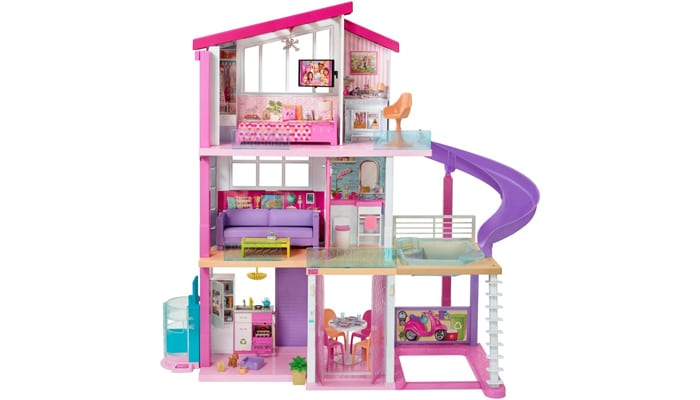 Best Deal on Barbie Dream House