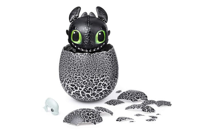 Best Price on Hatching Toothless Dragon