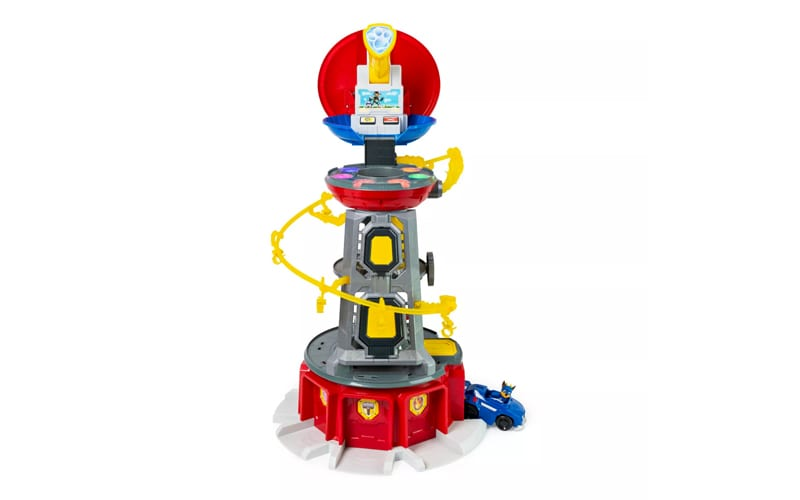Best Deal on Paw Patrol Mighty Pups Lookout Tower