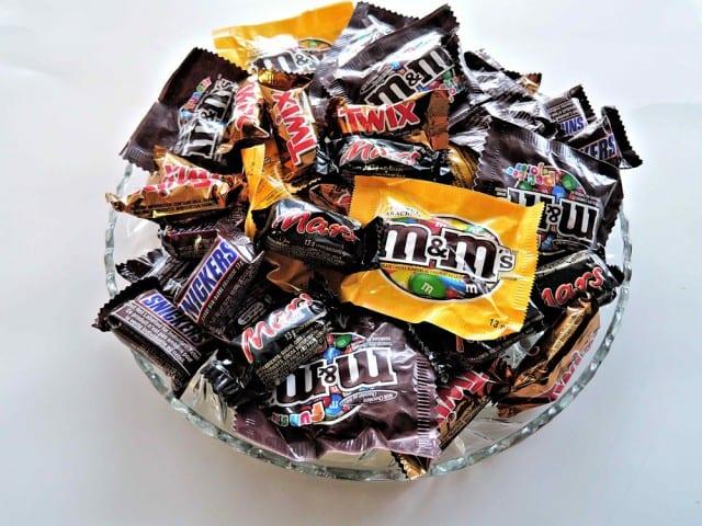 Halloween Candy on Sale
