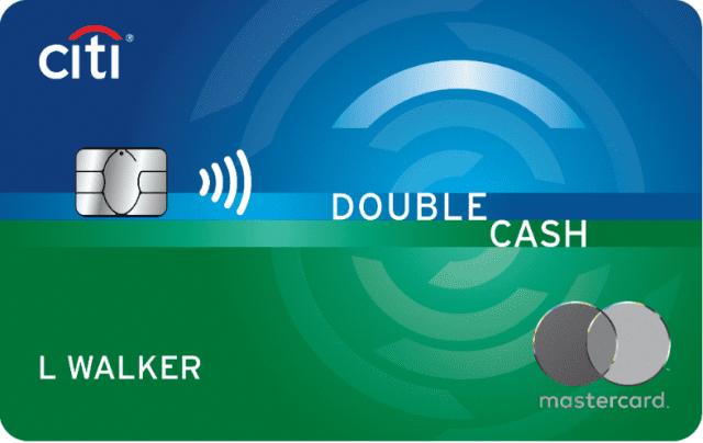 citibank mastercard double cash card