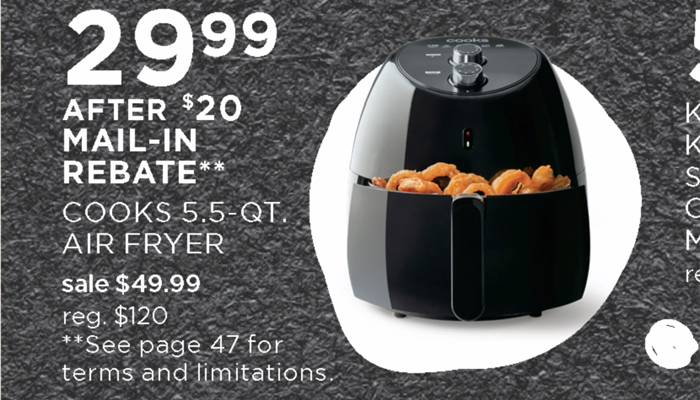 cheap-air-fryer-jcpenney-black-friday-deal