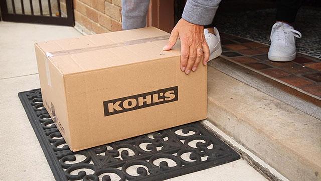kohls package