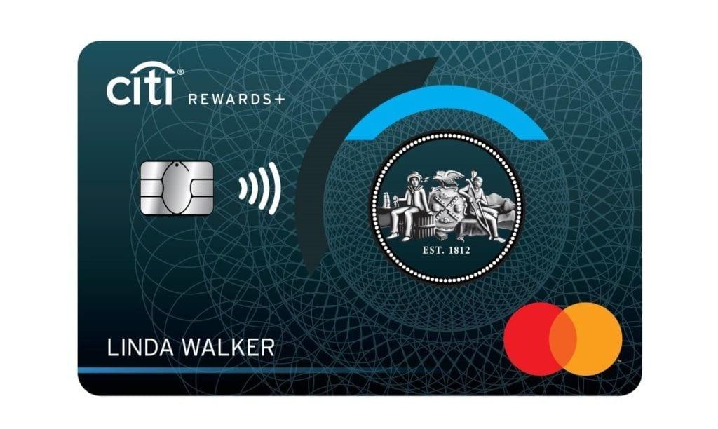 Citi Rewards Plus card
