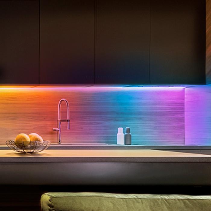 TP-Link Kasa Smart LED Strip Lights Multicolor WiFi Light Strip