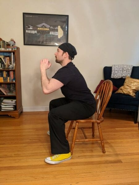Box Squat Finish photo