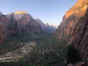 What Is It Like to Visit Zion National Park Right Now?