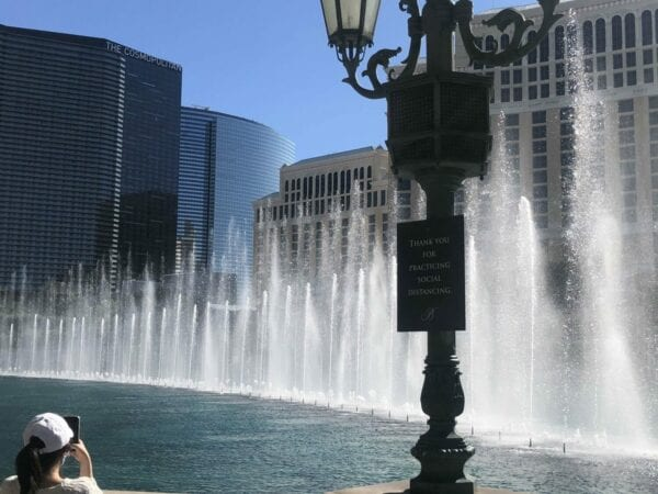 I Visited Las Vegas after Reopening. Here's What I Saw.