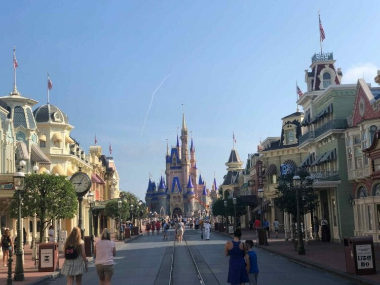 Disney World Reopening Day 2: Visiting The Magic Kingdom