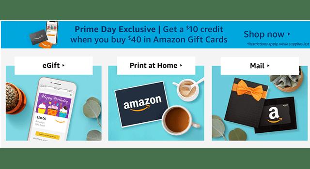 amazon gift cards