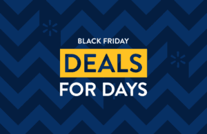 Walmart Announces Black Friday Plans