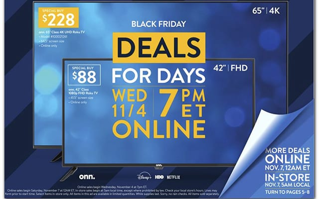 The Best Deals from the 2020 Walmart Black Friday Ad