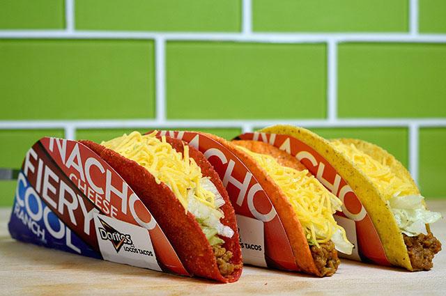 How to Get a Free Doritos Loco Taco at Taco Bell
