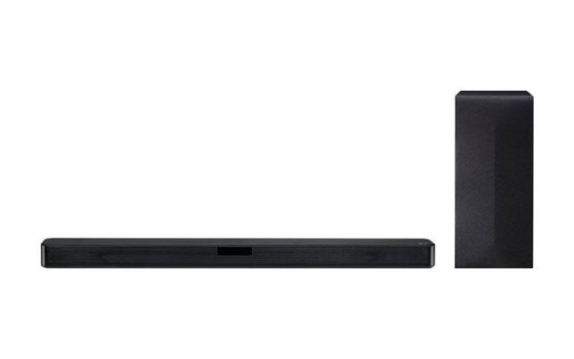 LG soundbar system