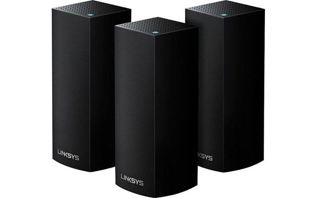 Linksys - Velop AC2200 Tri-Band Mesh Wi-Fi 5 System