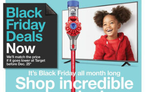 The Best Deals in the Target Black Friday Sale