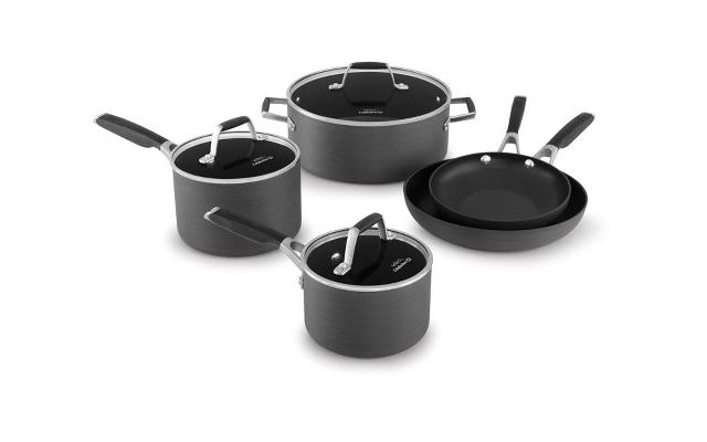 Select by Calphalon 8-Piece Non-Stick Cookware Set