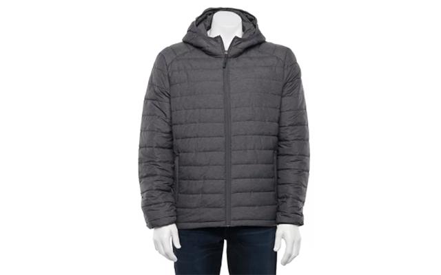 zeroxposur puffer jacket