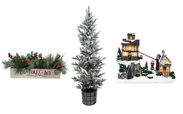 St. Nicholas Square Christmas Décor at Kohl's