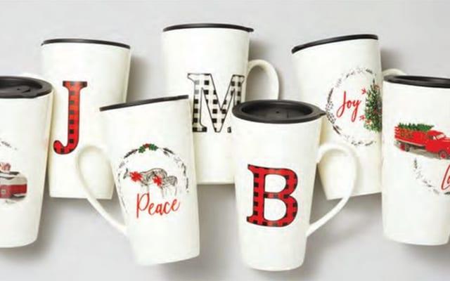Giftable Mugs & Drinkware at Belk