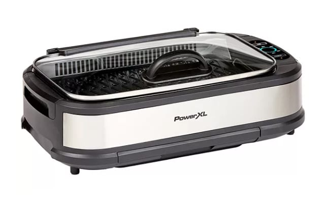 powerxl smokeless indoor grill