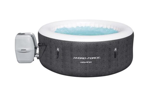 bak mandi air panas tiup