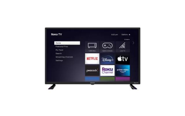 Element 32″ 720p HD LED Roku TV