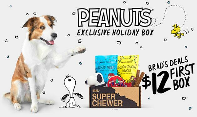 super chewer box