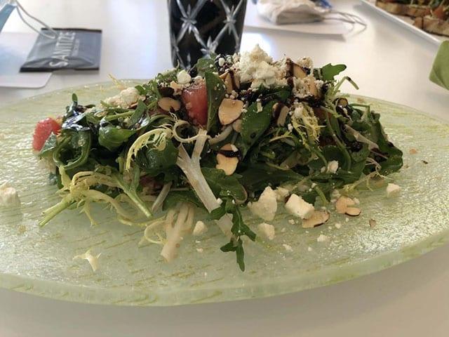 salad at the wynn las vegas