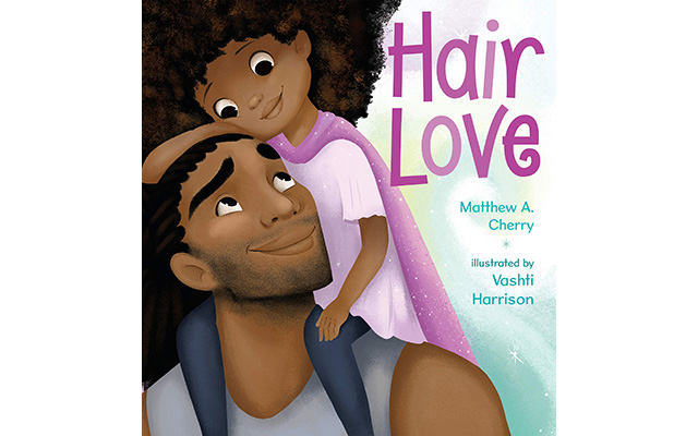 hair love book