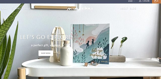 mimochai website