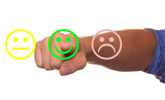 review smiley faces