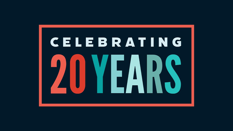 Celebrating 20 Years of Saving You Money!