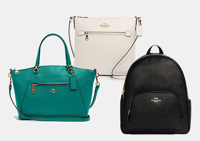 Get Authentic Coach Deals at Coach Outlet Up to 70% Off