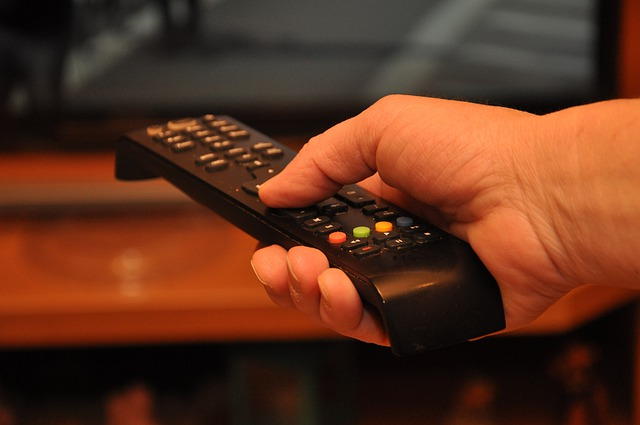 tv shopping remote