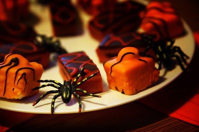 halloween theme food